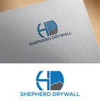Shepherd Drywall Logo - Entry #289