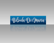 Belinda De Maria Logo - Entry #63