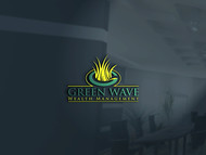 Green Wave Wealth Management Logo - Entry #470