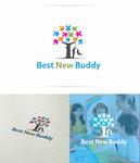 Best New Buddy  Logo - Entry #110
