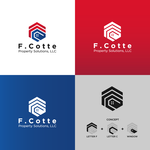 F. Cotte Property Solutions, LLC Logo - Entry #221