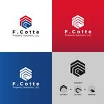 F. Cotte Property Solutions, LLC Logo - Entry #221