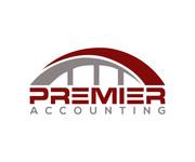 Premier Accounting Logo - Entry #120