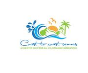 coast to coast canvas Logo - Entry #7