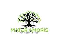 Mater Amoris Montessori School Logo - Entry #602
