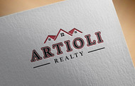 Artioli Realty Logo - Entry #139