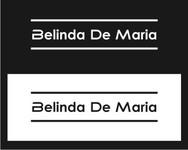 Belinda De Maria Logo - Entry #114