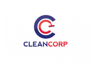 B2B Cleaning Janitorial services Logo - Entry #12