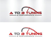 A to B Tuning and Performance Logo - Entry #158