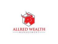 ALLRED WEALTH MANAGEMENT Logo - Entry #957