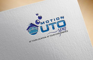Motion AutoSpa Logo - Entry #195