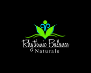 Rhythmic Balance Naturals Logo - Entry #80