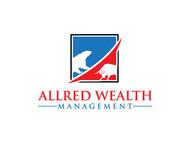 ALLRED WEALTH MANAGEMENT Logo - Entry #952