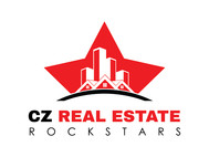 CZ Real Estate Rockstars Logo - Entry #18