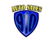 910 Auto Sales Logo - Entry #8
