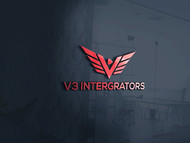 V3 Integrators Logo - Entry #37
