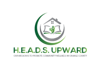 H.E.A.D.S. Upward Logo - Entry #9