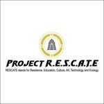 Project R.E.S.C.A.T.E. Logo - Entry #71