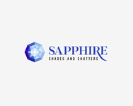 Sapphire Shades and Shutters Logo - Entry #113