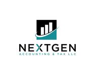 NextGen Accounting & Tax LLC Logo - Entry #168