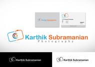 Karthik Subramanian Photography Logo - Entry #90