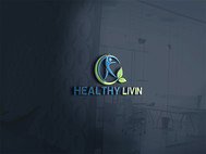 Healthy Livin Logo - Entry #547