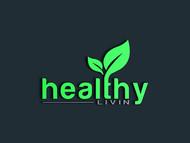 Healthy Livin Logo - Entry #677