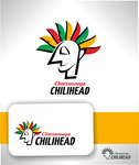 Chattanooga Chilihead Logo - Entry #28