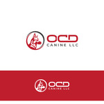 OCD Canine LLC Logo - Entry #129