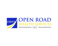 "Open Road Wealth Services, LLC  (The ""LLC"" can be dropped for design purposes.) Logo - Entry #82"