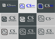 CS Sports Logo - Entry #201