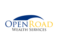 "Open Road Wealth Services, LLC  (The ""LLC"" can be dropped for design purposes.) Logo - Entry #1"