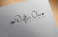 Drifter Chic Boutique Logo - Entry #124