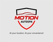 Motion AutoSpa Logo - Entry #118