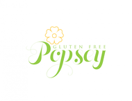 gluten free popsey  Logo - Entry #41