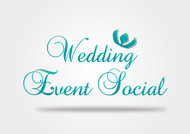 Wedding Event Social Logo - Entry #65