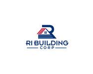 RI Building Corp Logo - Entry #3