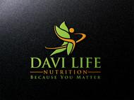 Davi Life Nutrition Logo - Entry #569