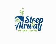 Sleep and Airway at WSG Dental Logo - Entry #617