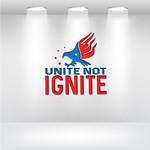 Unite not Ignite Logo - Entry #143