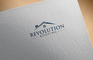 Revolution Roofing Logo - Entry #44