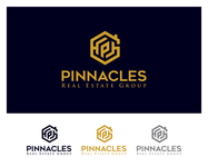 Pinnacles Real Estate Group  Logo - Entry #71
