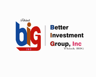 Better Investment Group, Inc. Logo - Entry #135