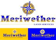 Meriwether Land Services Logo - Entry #27