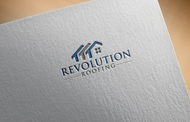 Revolution Roofing Logo - Entry #46
