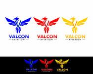 Valcon Aviation Logo Contest - Entry #129
