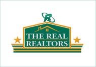 The Real Realtors Logo - Entry #97