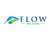 Flow Real Estate Logo - Entry #67
