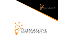Reimagine Roofing Logo - Entry #173