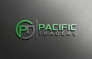 Pacific Traders Logo - Entry #93